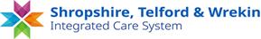 Shropshire Telford and Wrekin integrated care system logo.