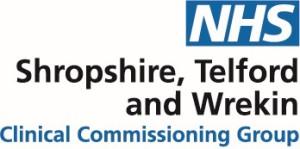 NHS Shropshire Telford and Wrekin Clinical Commissioning group logo
